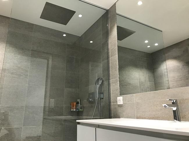 salle de bain sur mesure au Cannet