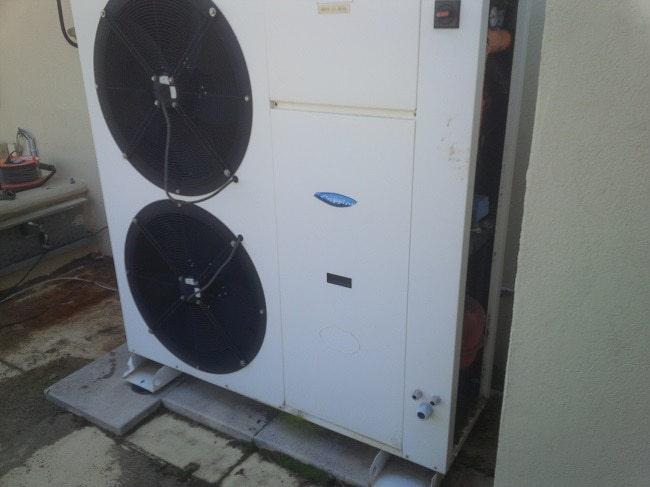 installation de pompes a chaleur grasse
